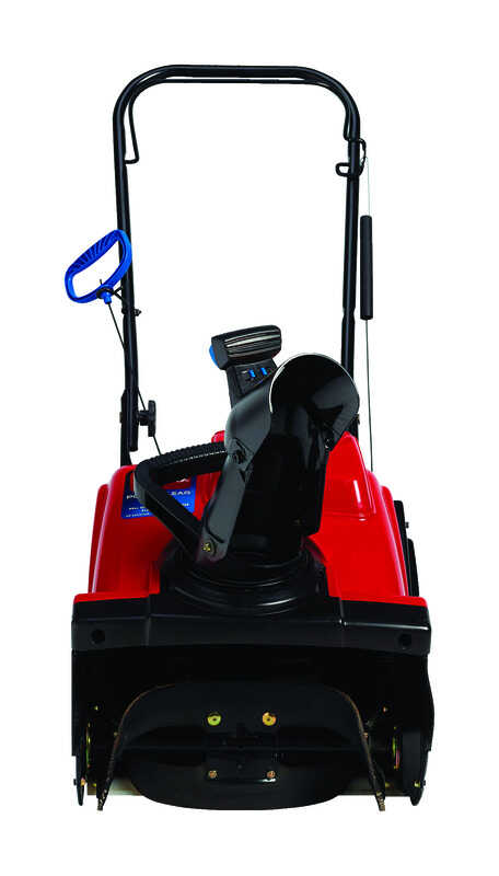 Toro  PowerClear 721  21 in. W 212 cc Single-Stage  Electric Start  Gas  Snow Blower
