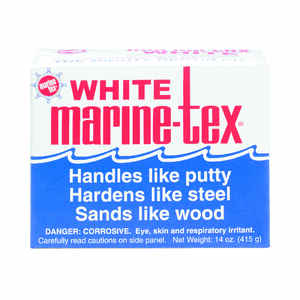 Marine Tex  Epoxy Putty  14 oz.