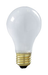 Satco  75 watt A19  A-Line  Incandescent Bulb  E26 (Medium)  Soft White  2 pk