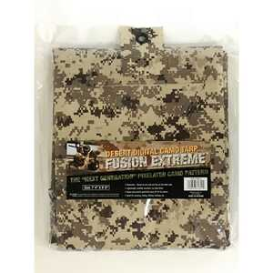 Fusion Extreme  10 ft. L x 8 ft. W Polyethylene  Tarp  Digital Camouflage  Medium Duty