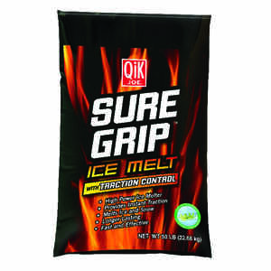 Sure Grip  Blended  Ice Melt  50 lb. Granule