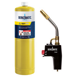 Bernzomatic  14.1 oz. Torch Kit  1 pc.