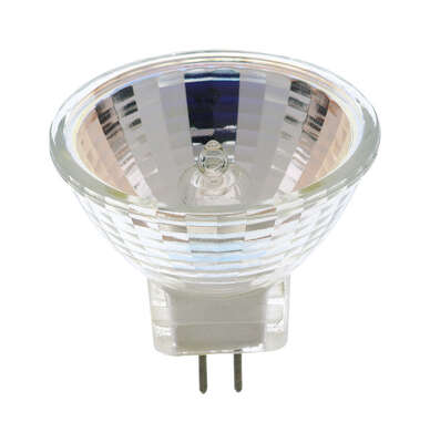 Satco 20 watts MR11 Floodlight Halogen Bulb 240 lumens Warm White 1 pk
