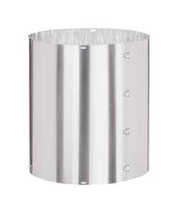 Velux  24 in. H x 10 in. W Rigid Tunnel Extension