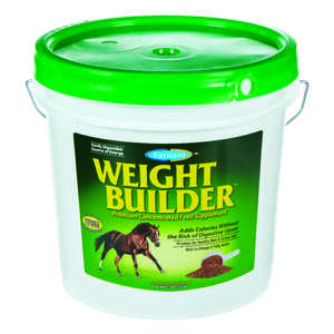 Weight Builder  Solid  Feed Supplement  For Horse 8 lb.