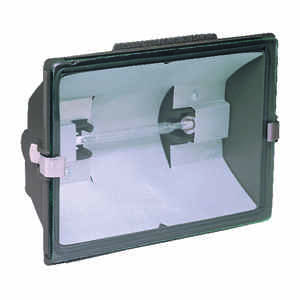 Heath Zenith  On/Off Activation  Halogen  Outdoor Flood Light  Electric