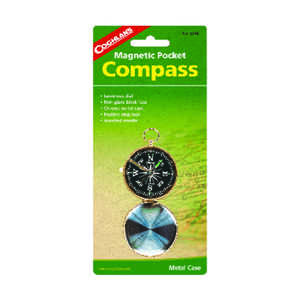 Coghlan's  Analog  Pocket Compass