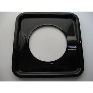 Stanco  Porcelain  Drip Pan  7-3/4 in. W x 7-3/4 in. L