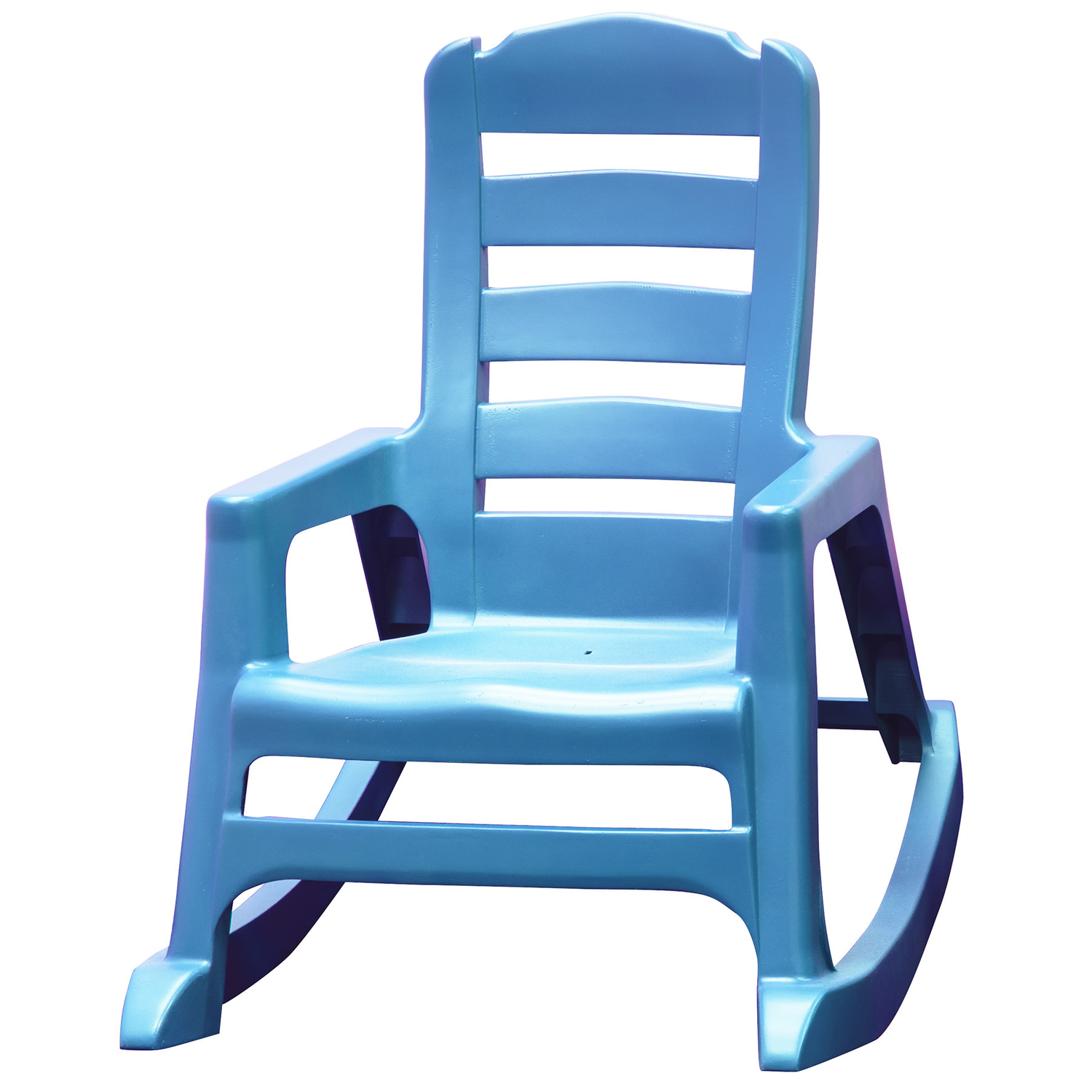 Adams  Lil' Easy  Polypropylene  Stackable  Kid's Rocking Chair