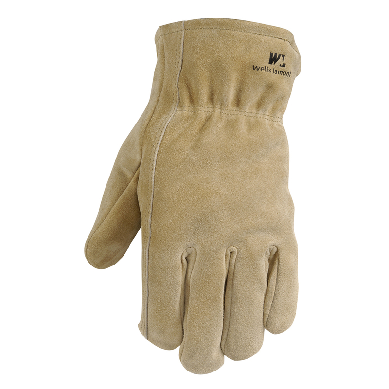 Wells Lamont  M  Brown  Gloves