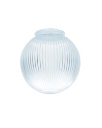 Westinghouse Globe Clear Glass Shade 6 pk
