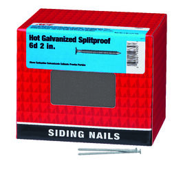 Ace  6D  2 in. Siding  Hot-Dipped Galvanized  Steel  Nail  5 lb.