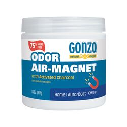 Gonzo Natural Magic Fresh Scent Odor Air Magnet 14 oz. Gel
