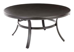 Living Accents  Brown  Amadeus  Round  Table