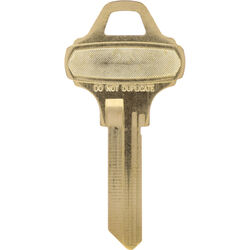 Hillman  KeyKrafter  Do Not Duplicate  House/Office  Universal Key Blank  2027  C123  Single sided