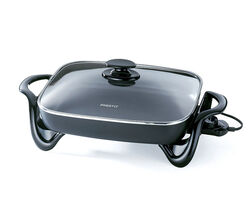 Presto Cast Aluminum Electric Skillet