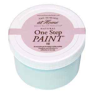 Amy Howard at Home  Flat Chalky Finish  One Step Paint  8 oz. French Blue