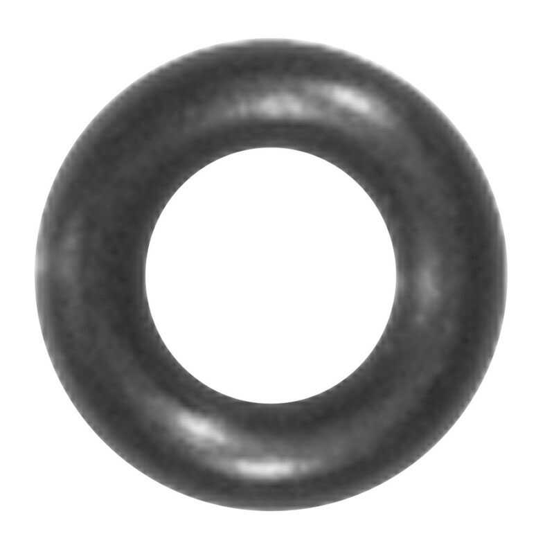 Danco  0.16 in. Dia. Rubber  O-Ring  1 pk