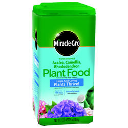 Miracle-Gro  Azalea, Camellia, Rhododendron  Powder  Plant Food  5 lb.