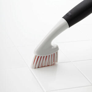 OXO  Good Grips  2 in. W Plastic/Rubber  Grout Brush