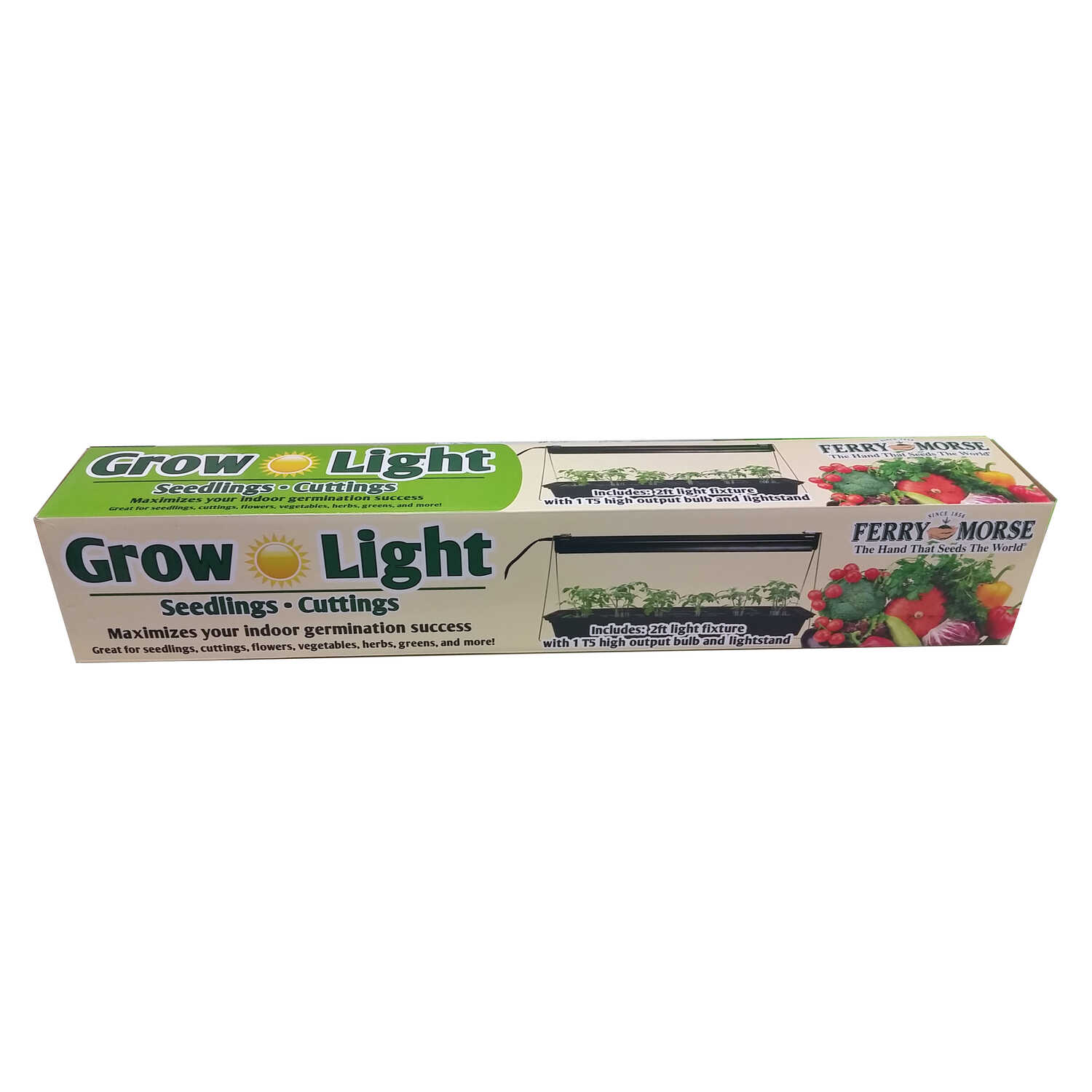 Ferry-Morse  Plantation Products  Hydroponic Grow Light