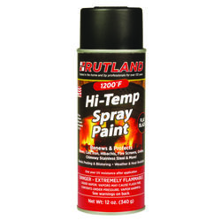 Rutland Stove Paint Spray