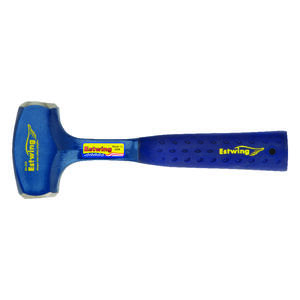 Estwing  3 lb. Forged Steel Head Drilling Hammer  11 in. L x 1.5 in. Dia.