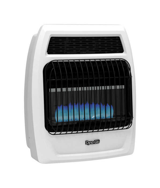 Dyna-Glo  Blue Flame  700 sq. ft. 20000 BTU Natural Gas/Propane  Wall Heater