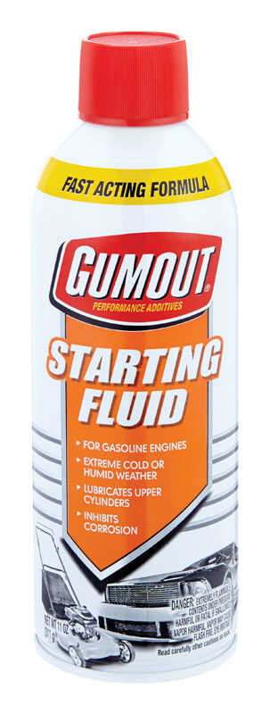 Gumout  Starting Fluid  11 oz.