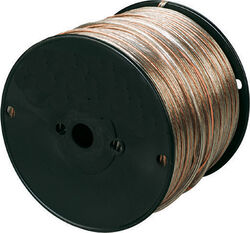 Vanco  500 ft. L Speaker Cable  18 Ga. CCA