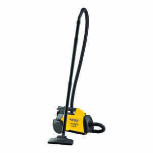 Eureka  Mighty Mite  Bagged  Corded  Canister Vacuum  12 amps HEPA  Yellow