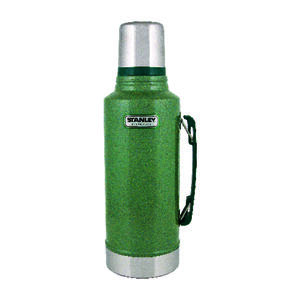 Stanley  2  Classic  Insulated Bottle  Hammertone Green