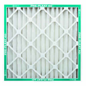 AAF Flanders  20 in. W x 25 in. H x 4 in. D Pleated  8 MERV Pleated Air Filter