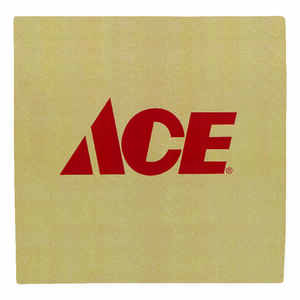 Ace  10.5 in. H x 12 in. W x 12 in. L Cardboard  Corrgugated Box  1 pk
