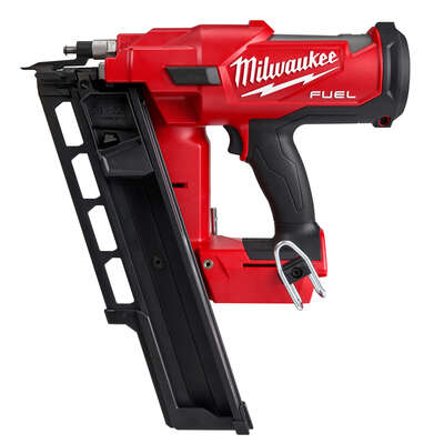 Milwaukee  M18 FUEL  Cordless  21 deg. Framing Nailer