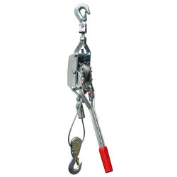American Power Pull  2 ton Come-A-Long Cable Power Puller  16 in. L