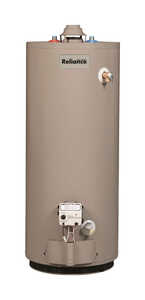 Reliance  Water Heater  Natural Gas  30  50 in. H x 18 in. L x 18 in. W