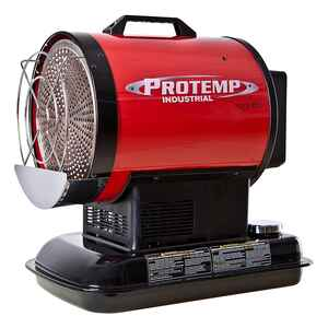 Protemp  1750 sq. ft. Kerosene  Fan  Heater