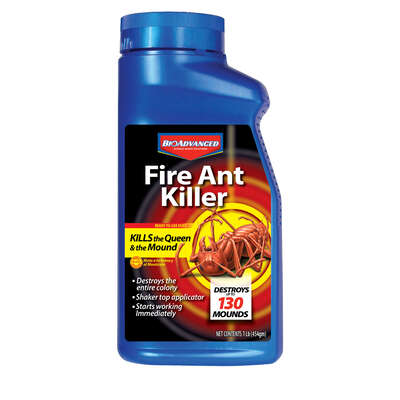 BioAdvanced  Dust  Fire Ant Killer  16 oz.