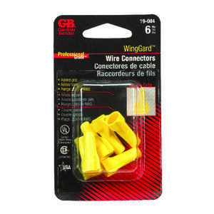 WingGard  22-10 AWG Wire Connector  6 pk