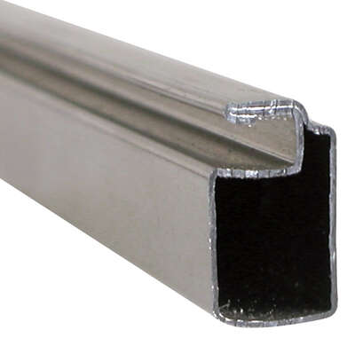 Prime-Line  Mill  Aluminum  3/4 in. W x 94 in. L Screen Frame  1 pk