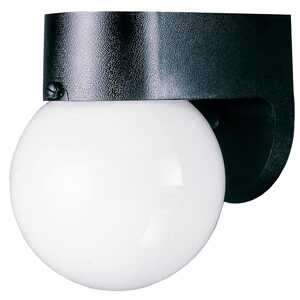 Westinghouse  Gloss  Black  Incandescent  Light Fixture