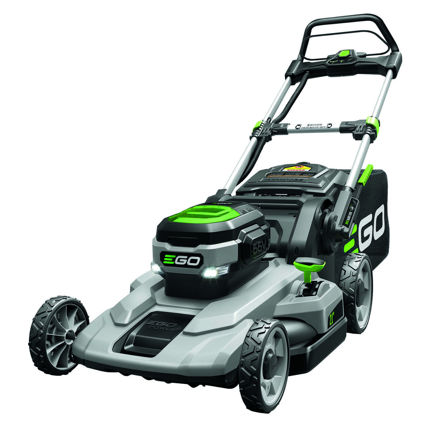 EGO  21 in. W Manual-Push  Mulching Capability Lawn Mower