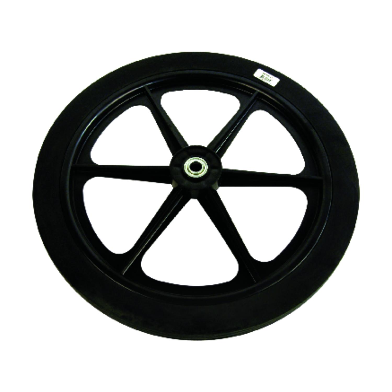 Arnold 150 lb. Rubber Garden Cart Wheel - Ace Hardware
