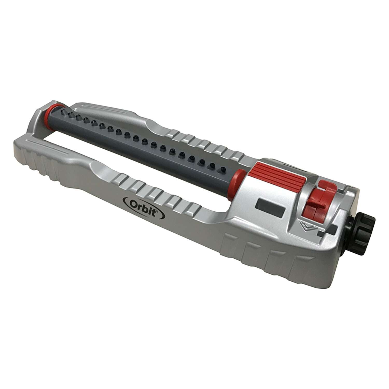 Orbit  Pro Series  Aluminum  Non-tipping Base  Oscillating Sprinkler  4000 sq. ft.