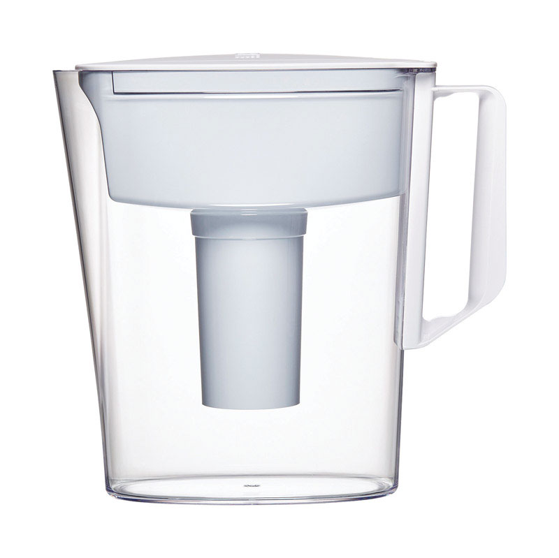 Brita  Soho  5 cups White  White  Pitcher