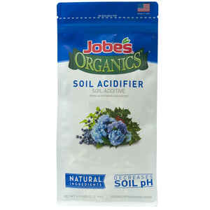 Jobe's  Organics  Soil Acidifier  50 sq. ft. 6 lb.