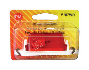 Peterson  Automotive Bulb  Amber/Red  1 pk