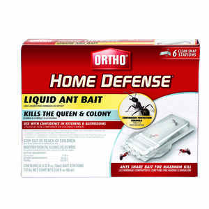 Ortho  Home Defense  Ant Bait  6 pk