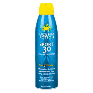 Ocean Potion  Instant Dry  Continuous Spray Sunscreen  6 oz. 1 pk